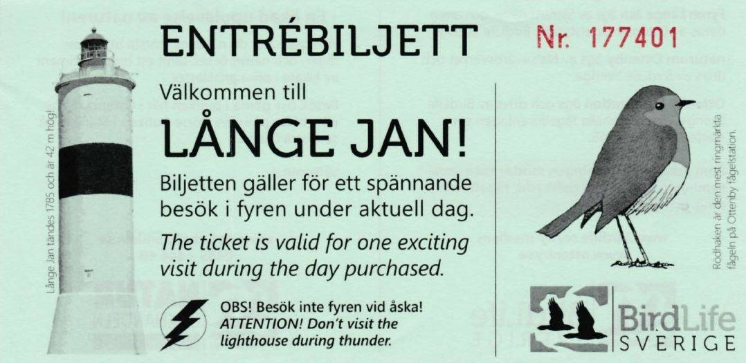 Eintrittskarte / Ticket